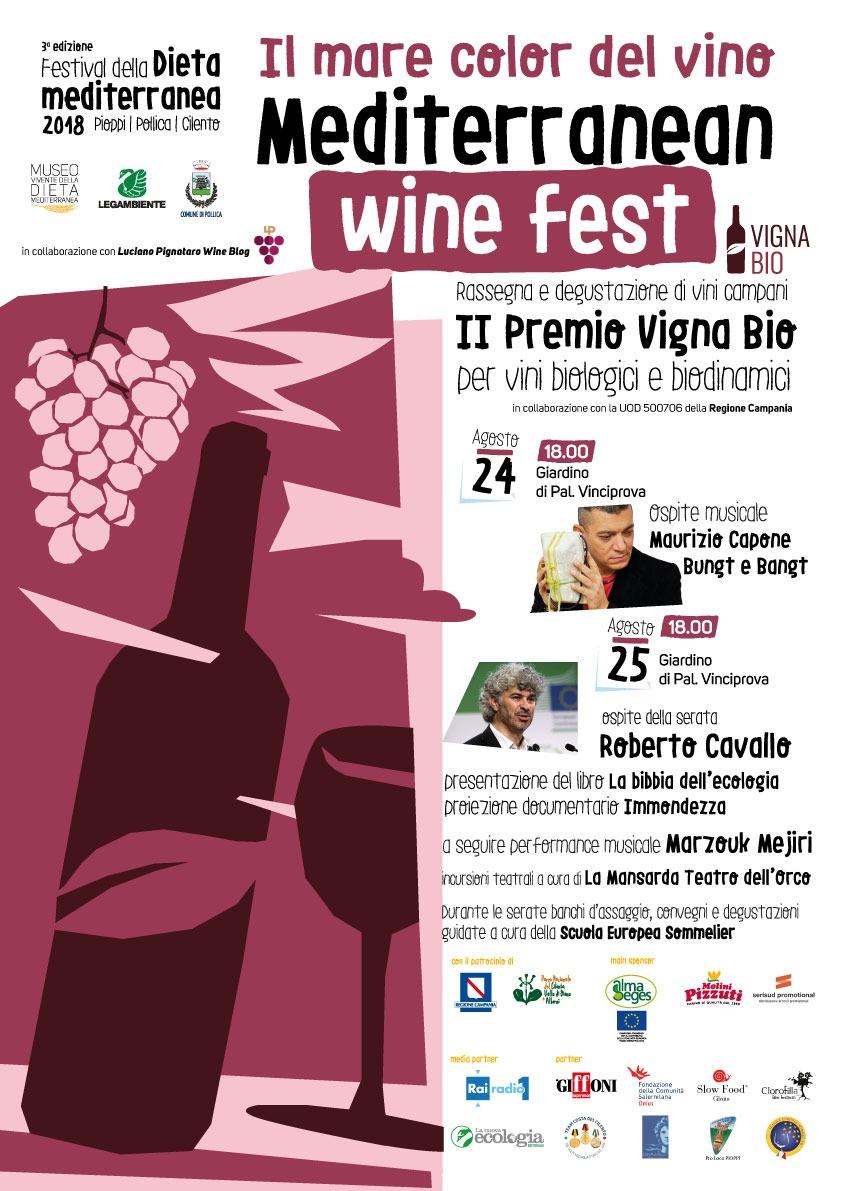Mediterranean wine fest
