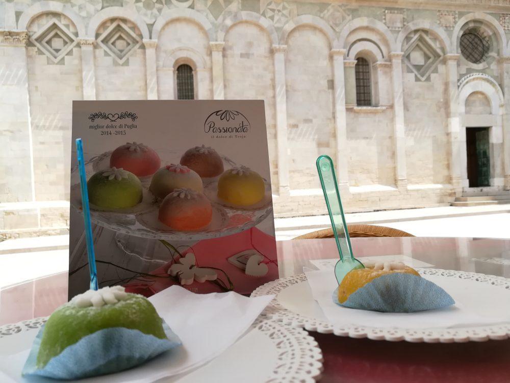 Pasticceria Casoli - Passionata mignon con vista Duomo