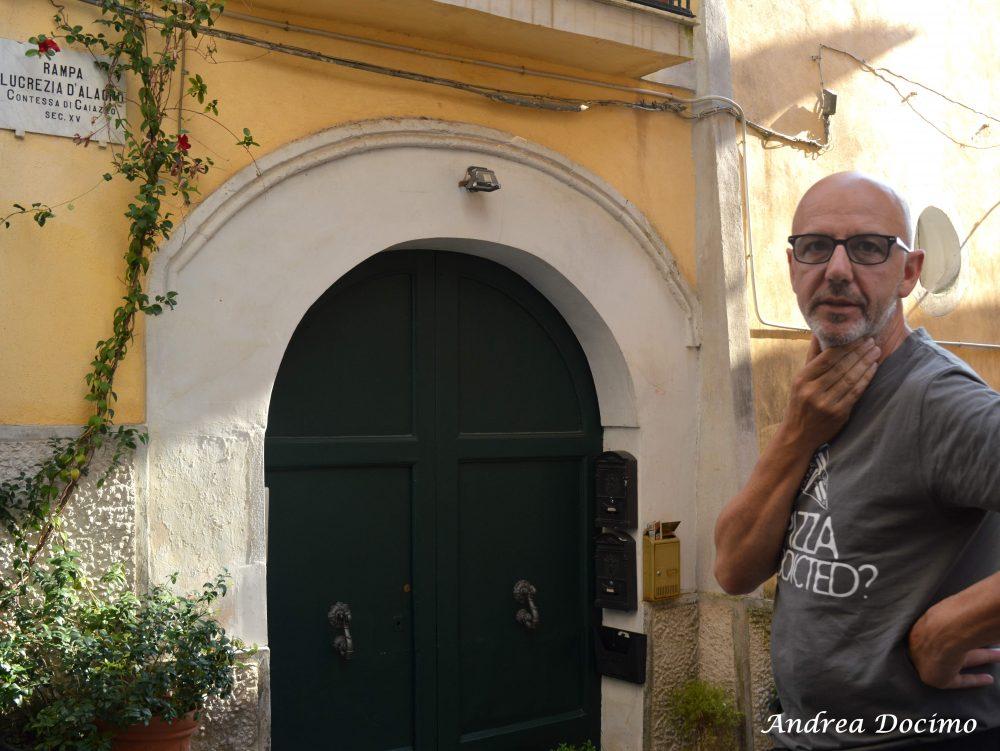 Pepe In Grani a Caiazzo. Il vecchio panificio