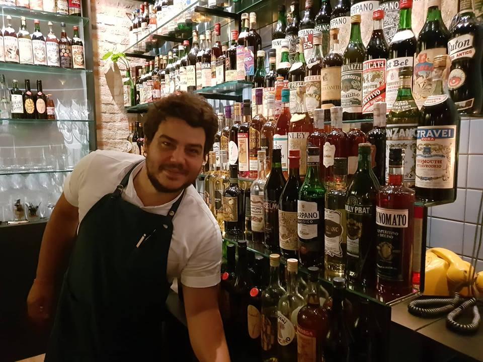 Pizzeria Baest, angolo bar