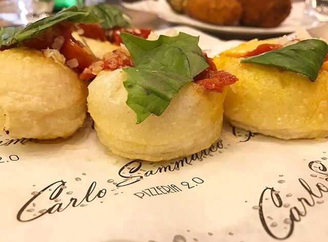 Pizzeria Carlo Sammarco 2.0 - Montanarine