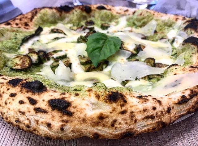 Pizzeria Carlo Sammarco 2.0 -Pizza Nerano