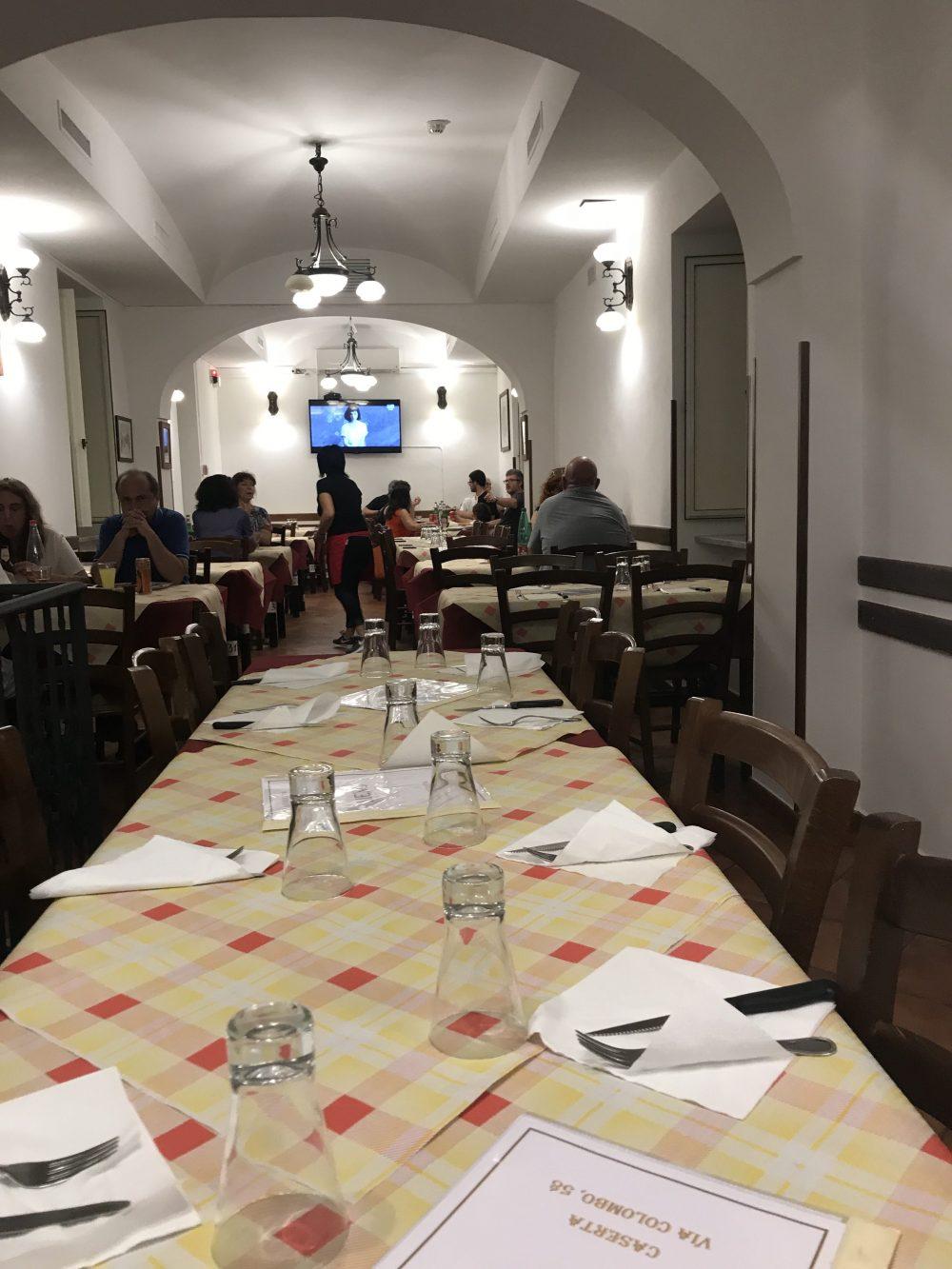 Pizzeria La Loggetta - Sala interna