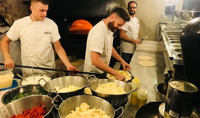 Pizzeria Marghe Milano