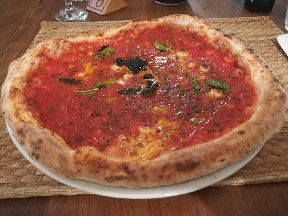 Pizzeria Notti Bianche - La Marinara