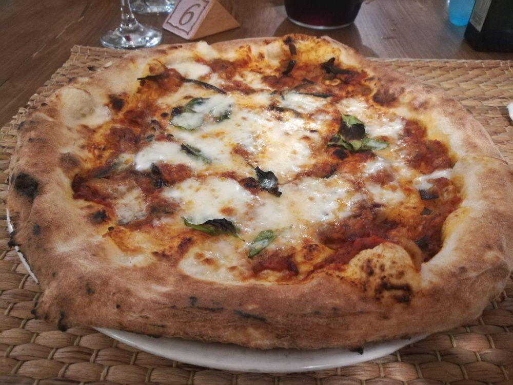 Pizzeria Notti Bianche - La Parmigianella
