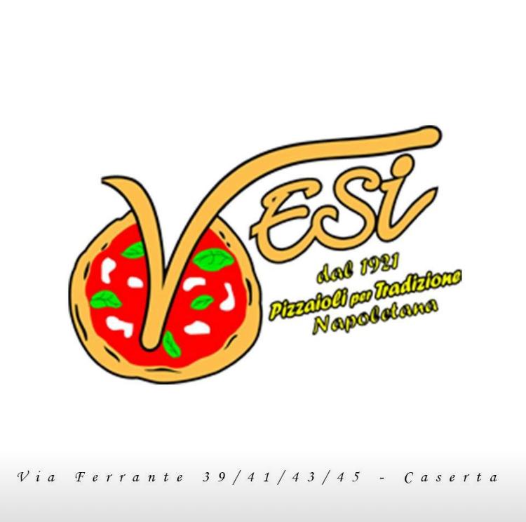 Pizzeria Vesi - logo