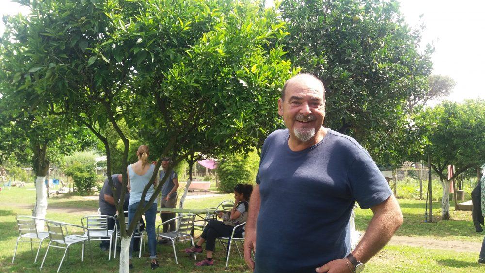 Ruggiero Peluso e Michele Grande - nel piatto le bonta' flegree