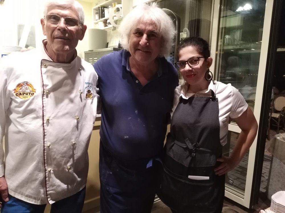 Sabatino Sirica ed Enzo Crivella