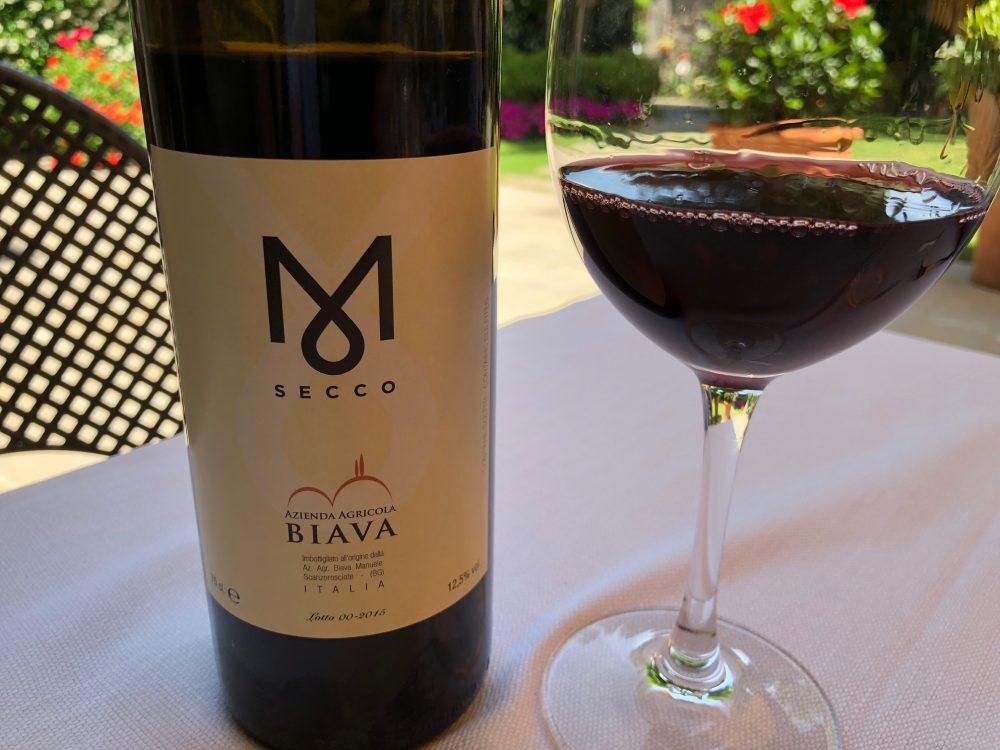 Trattoria Visconti, il Moscato di Scanzo vinificato secco