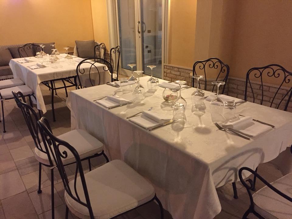 Villa Marchesa, il nostro tavolo