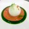 Caprese Olitalia dello chef Antimo Ceparano