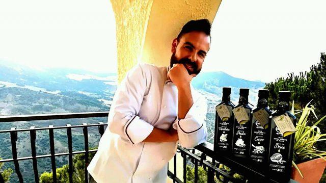 Giuseppe Costantino - Chef di Terrazza Costantino