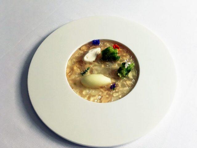 Purezza extra vergine dello chef Alessandro Rapisarda