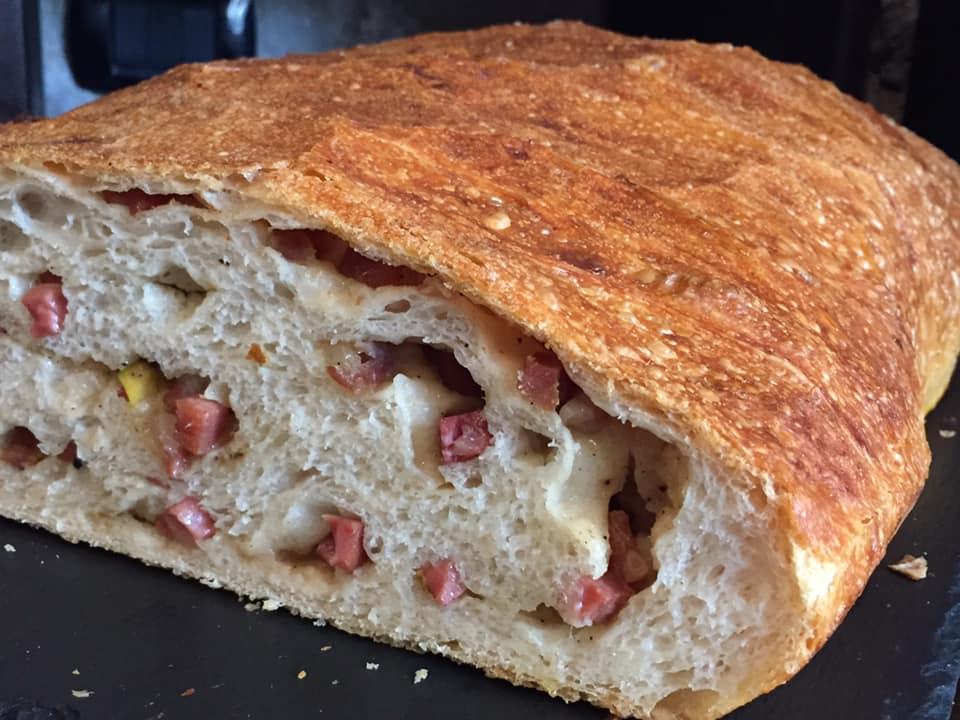 Il Cellaio di Don Gennaro, il pane fatto in casa