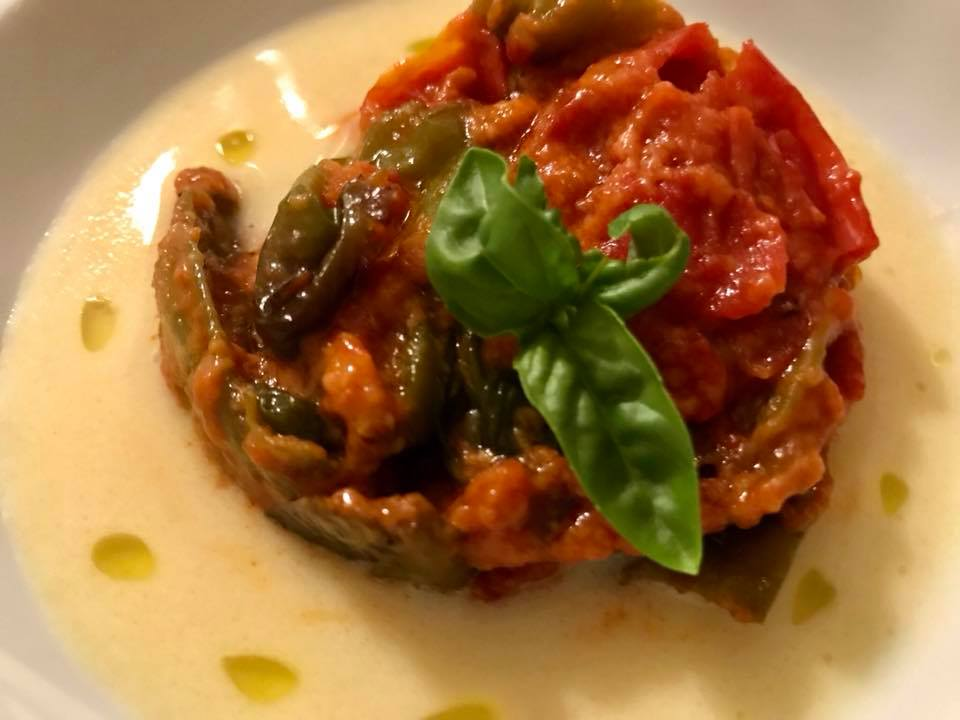Dimora Nannina di Gianpaolo Zoccola, peperoncini verdi