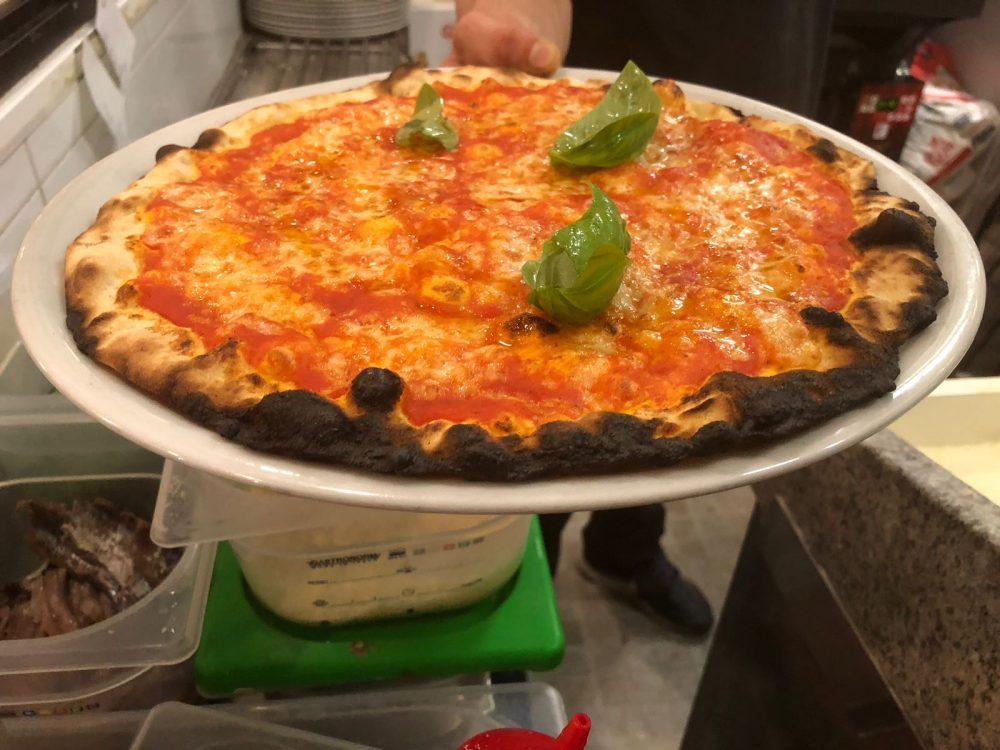 180 grammi pizza