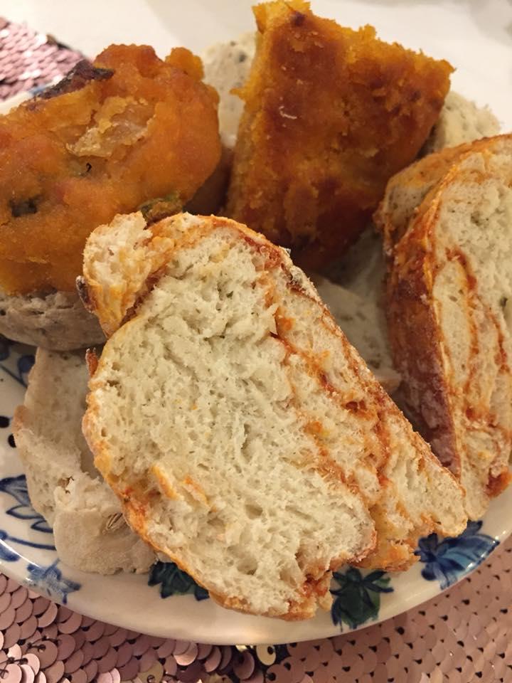 3 Rane Ristoro, il pane