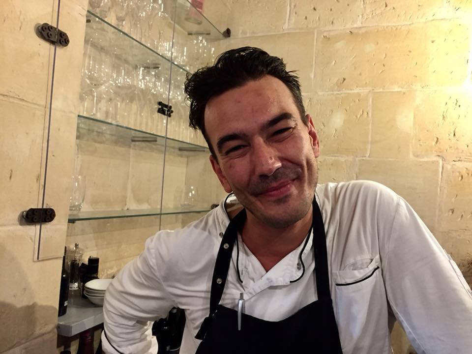3 Rane Ristoro, lo chef Maurizio Reselli
