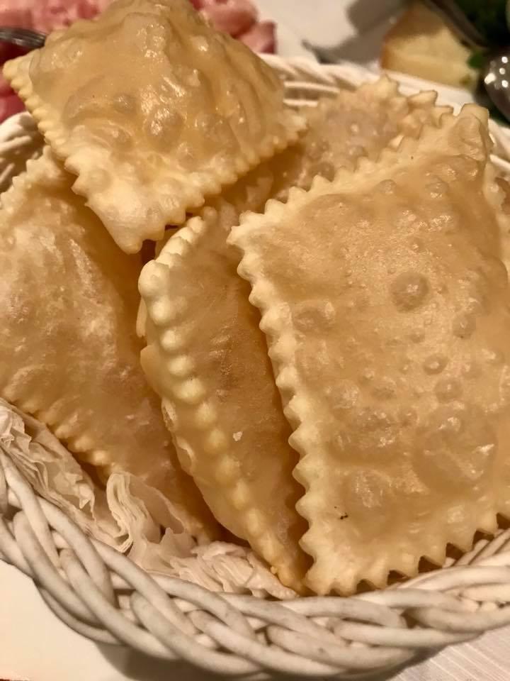 Il Barolino, Gnocco fritto