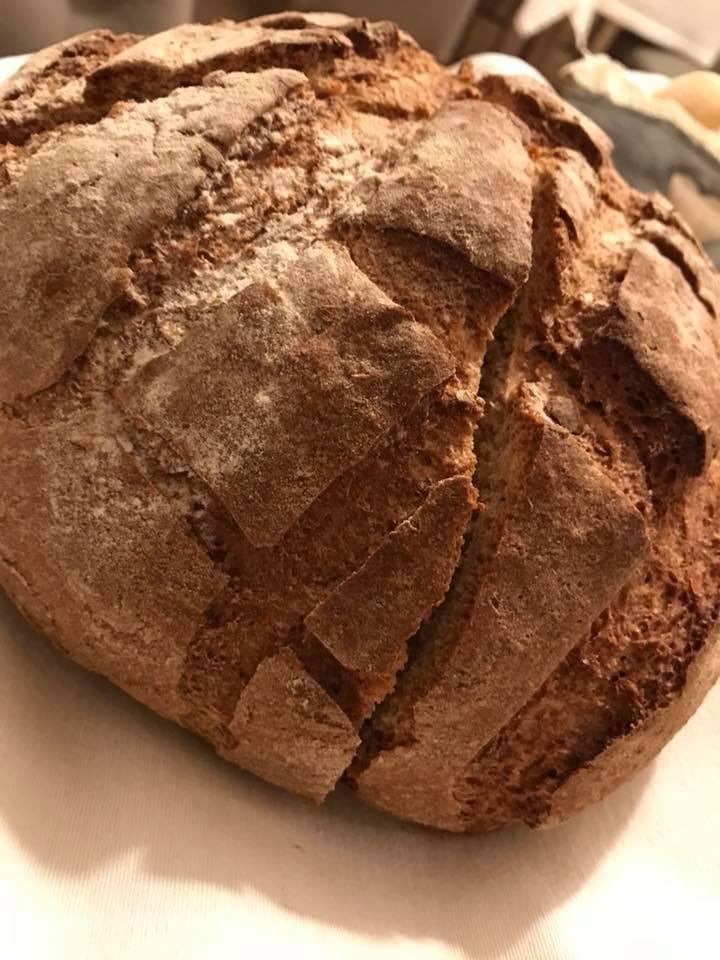 Dimora Nannina di Gianpaolo Zoccola, il pane