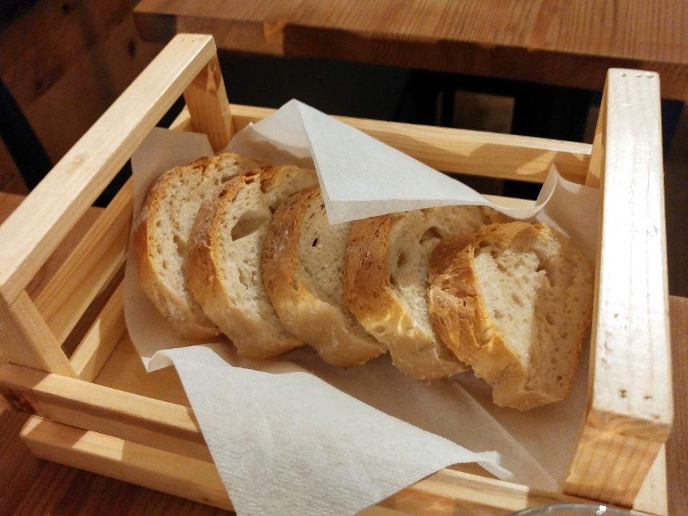 Apotheca - Dispensa e Dopolavoro a Caserta. Il pane