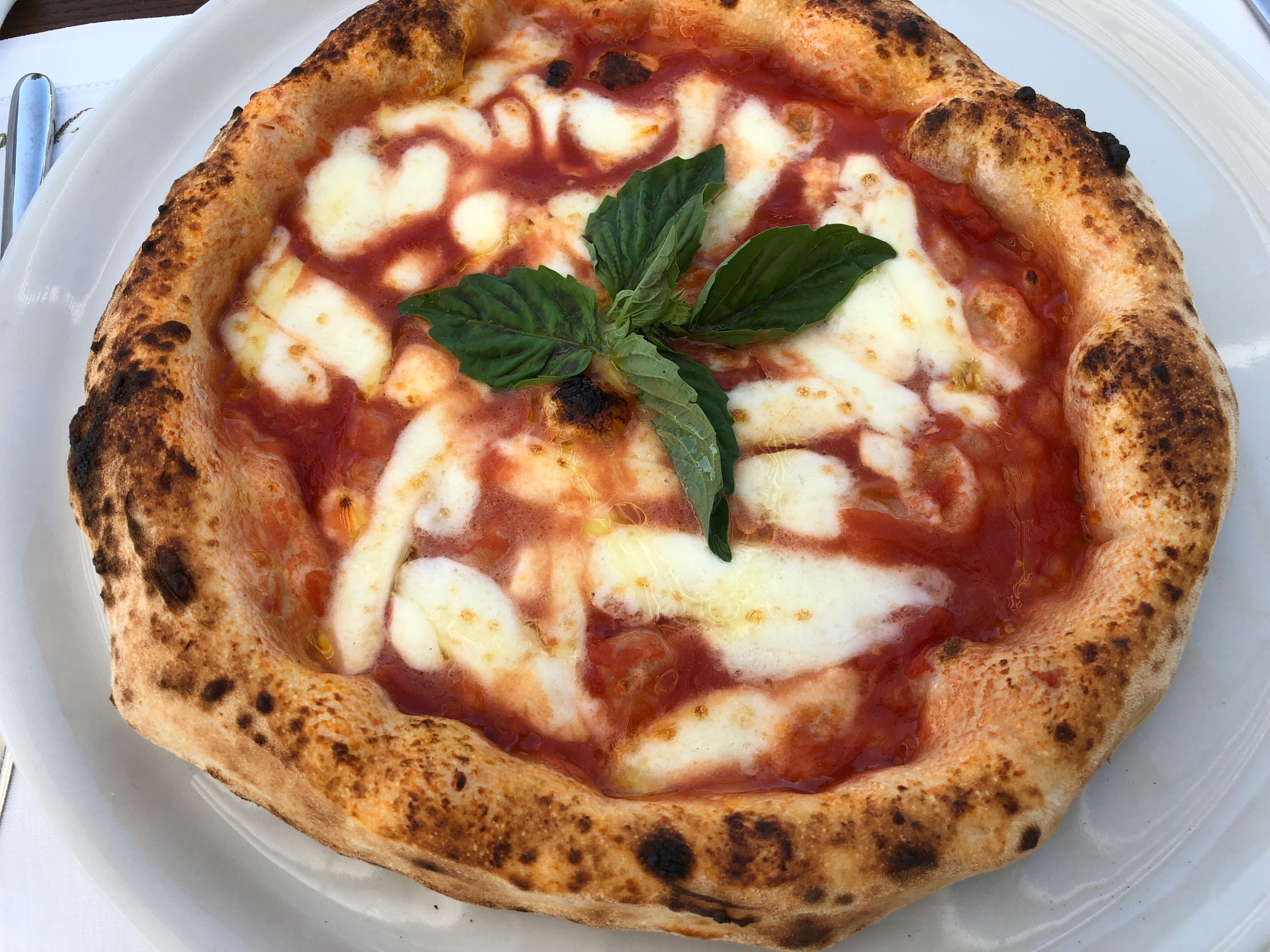 Beach 93, Margherita baby
