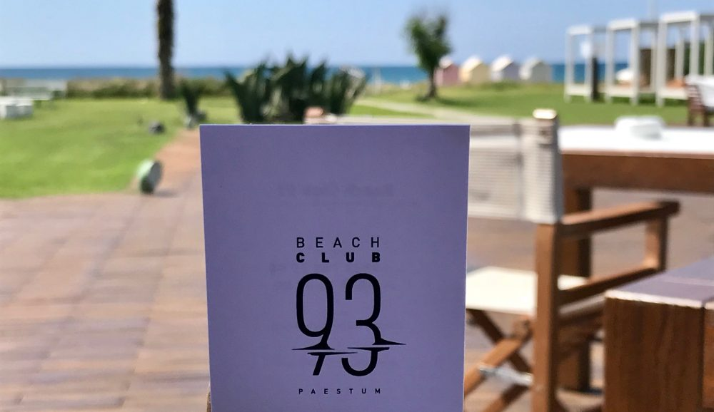 Beach Club 93 Paestum