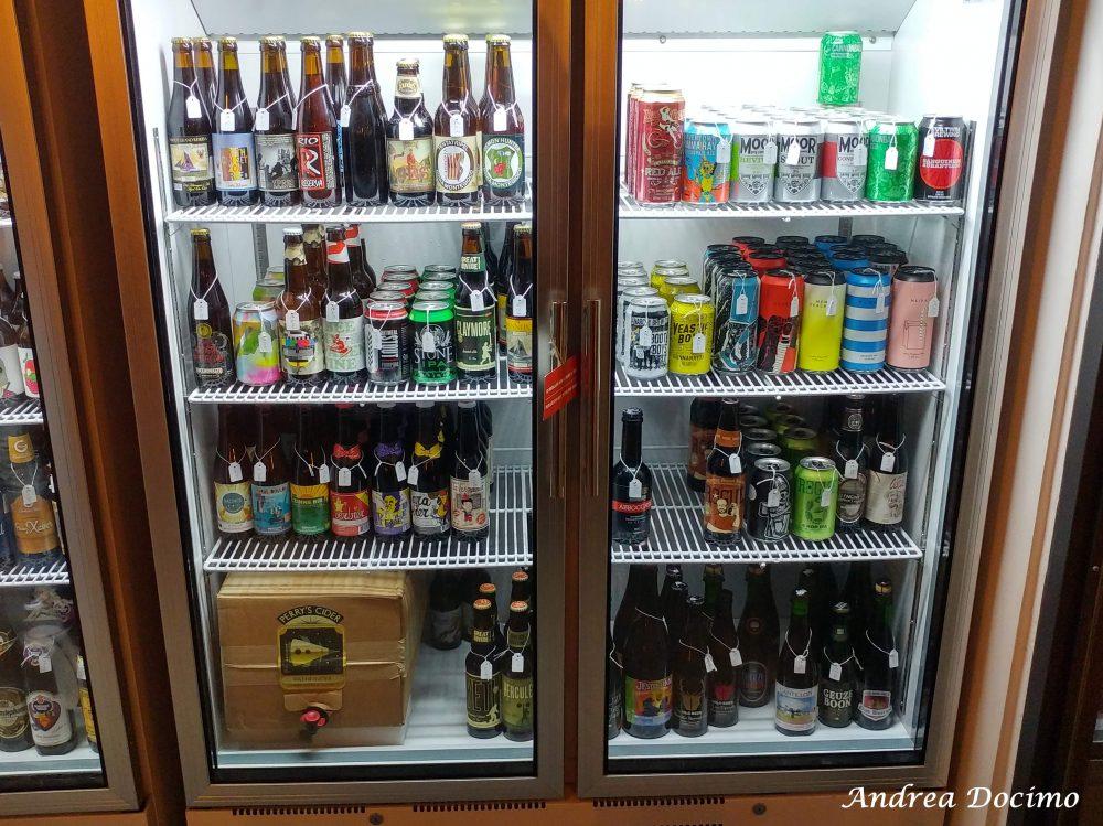 Beer Hunters ad Agropoli. Frigo
