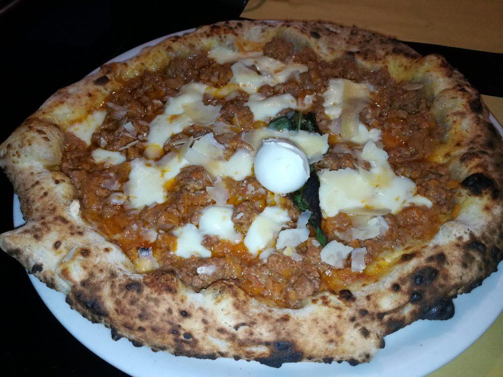 Britannia by Vagabondo, pizza