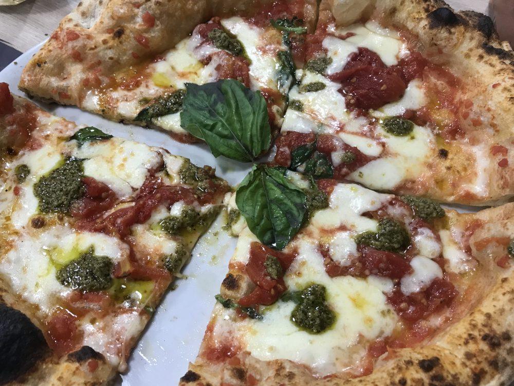 Casa Giglio - Pizza Margherita 3.0