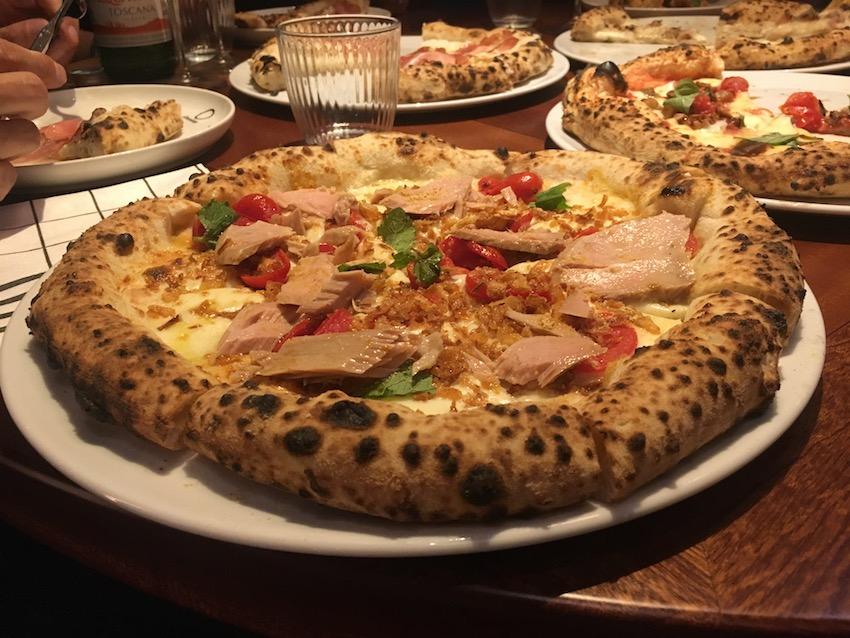 Cocciuto - pizza Vendicari