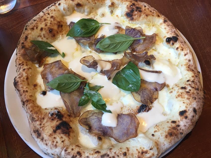 Cocciuto - pizza Viola