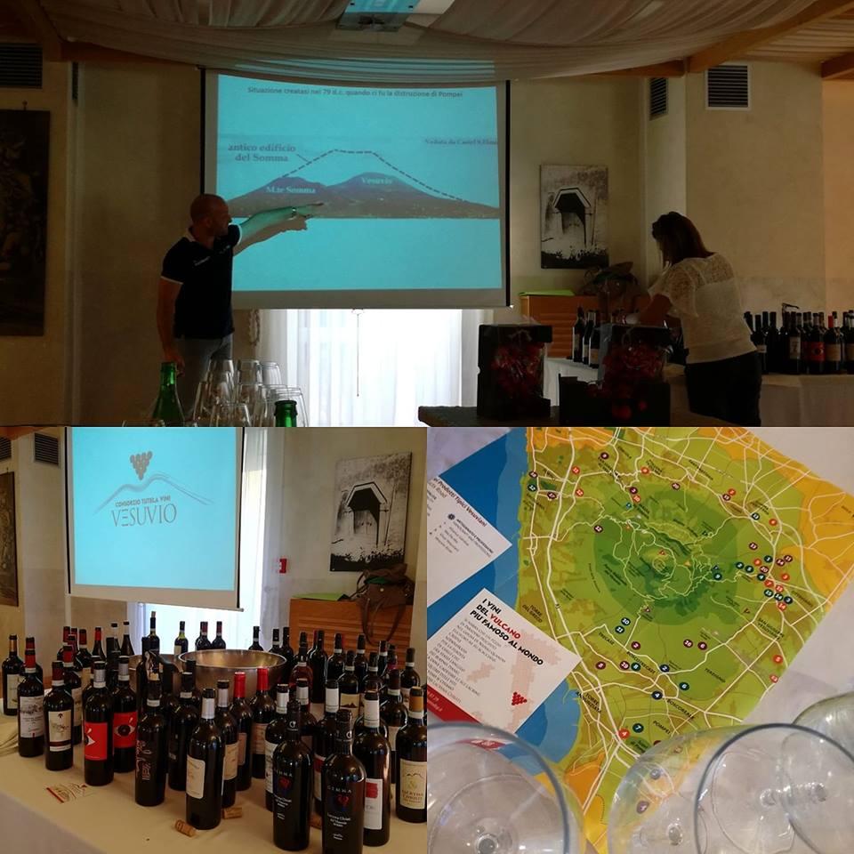 Consorzio dei Vini del Vesuvio (Foto Chiara Giorleo)