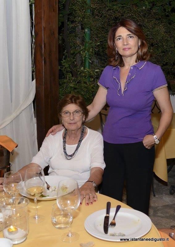 Franca Di Mauro e Rita Abagnale