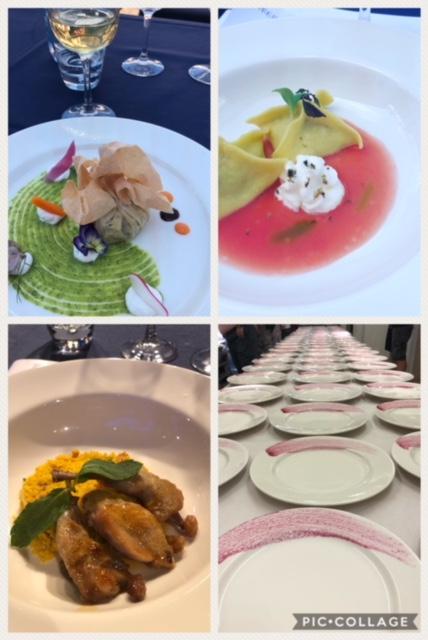 Fagottini di anguilla all'aglione, A. Vegni di Cortona - Arezzo volano al Cous Cous Fest di San Vito lo Capo in Sicilia