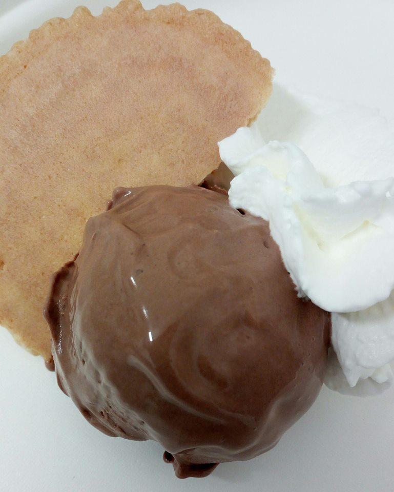 Fiordilatte, il cioccolato