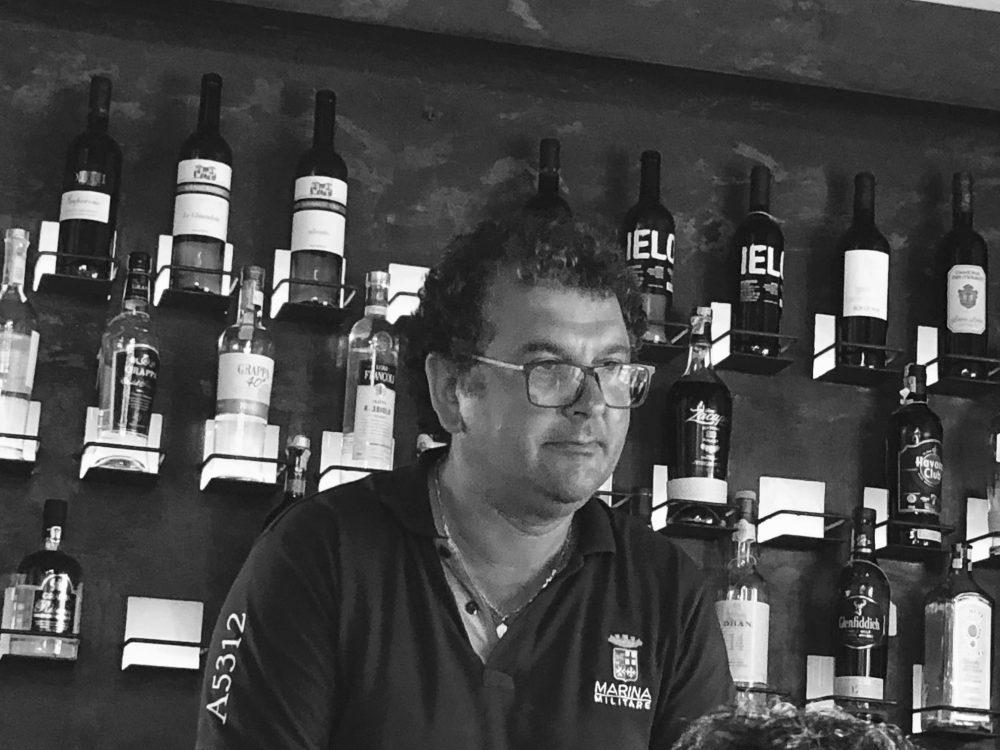 Gino Fedullo, uno dei titolari