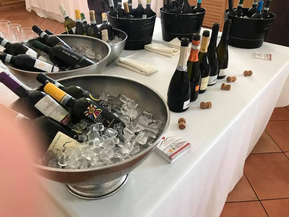 I vini bianchi del Vesuvio