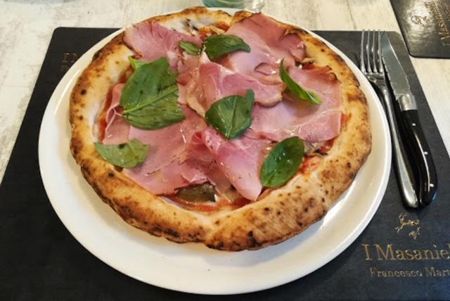 I Masanielli Francesco Martucci - Pizza Capricciosa
