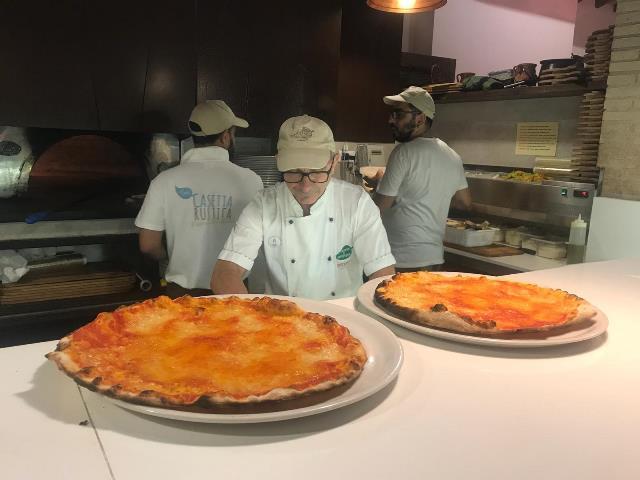 I pizzaioli di Casette di Campagna