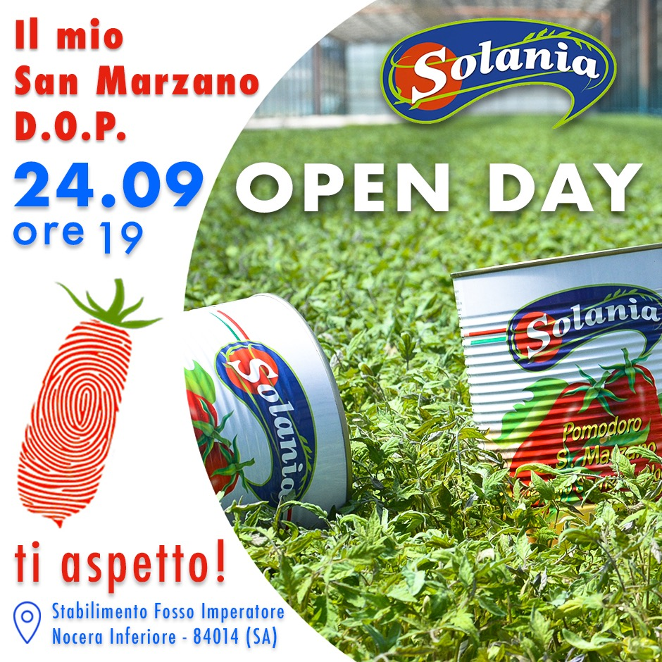 Open Day Solania