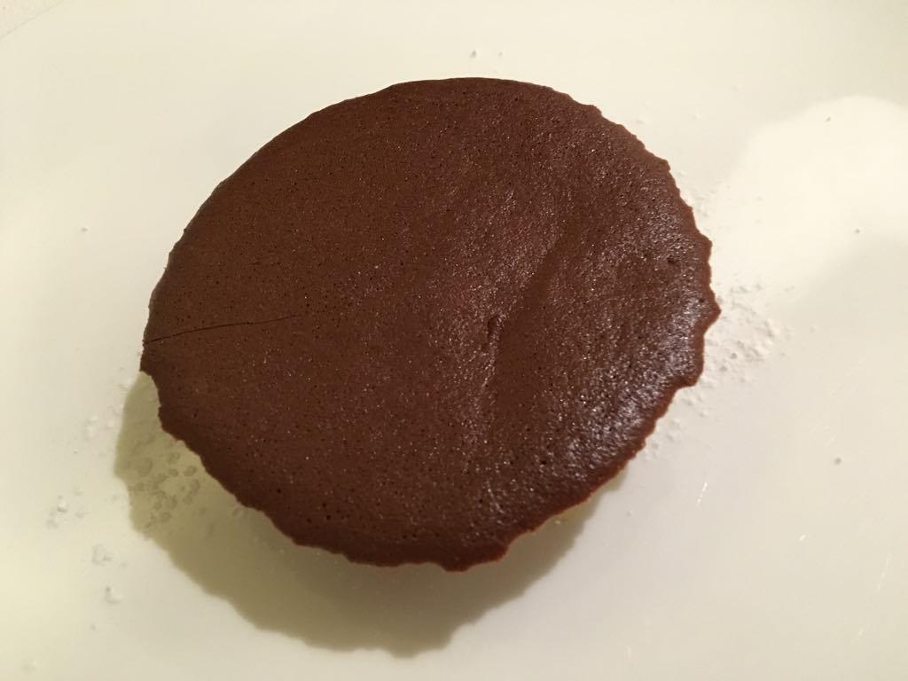 Gennaro Amitrano - Il Delizioso Raviolo di creme brule' alla vaniglia cioccolato fondente e fragole