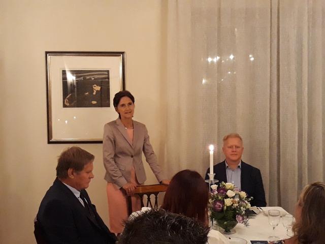 L'Ambasciatore di Norvegia in Italia