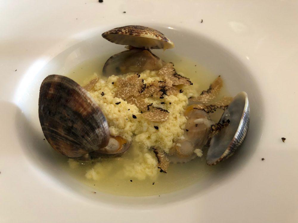 La Cantinella, Stracciatella