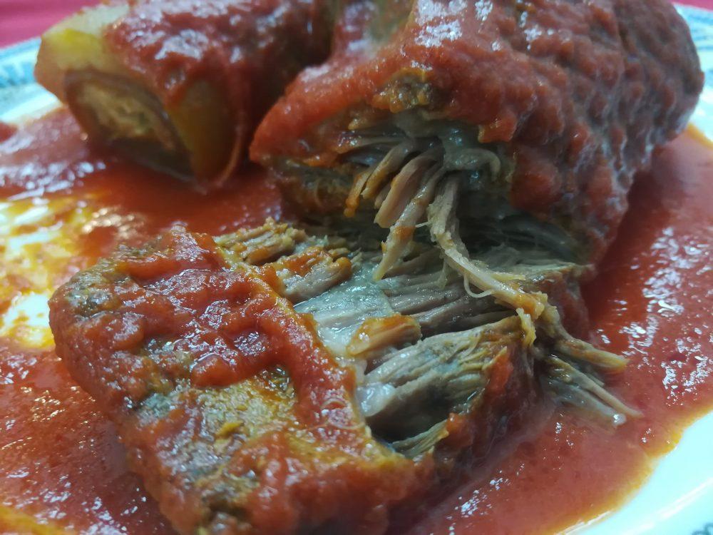 La Tavernetta Vittozzi - La Carne al Ragu'