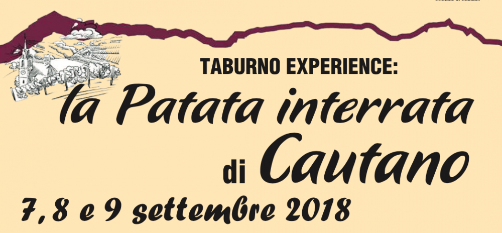 La Patata Interrata di Cautano
