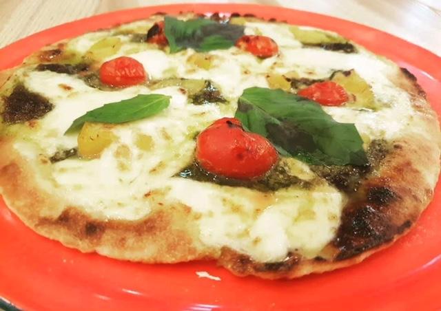 Meburger e pizza - Pizza Genovese