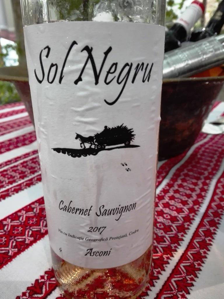 Moldova wines - Asconi Rose