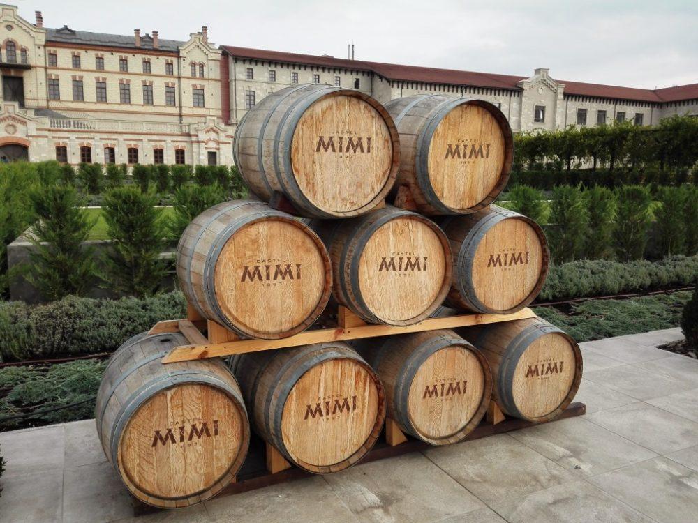 Moldova wines - Castel Mimi
